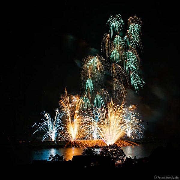 Rhein in Flammen – Oberwesel 2014