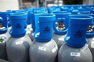 CO2-Flaschen